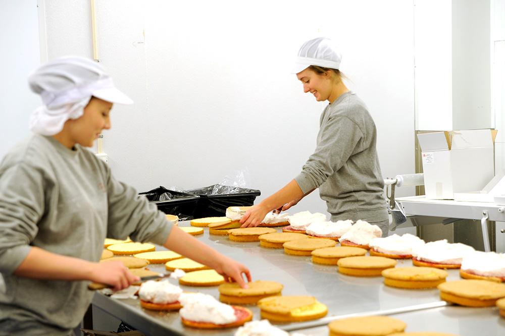 jobb i bakeri