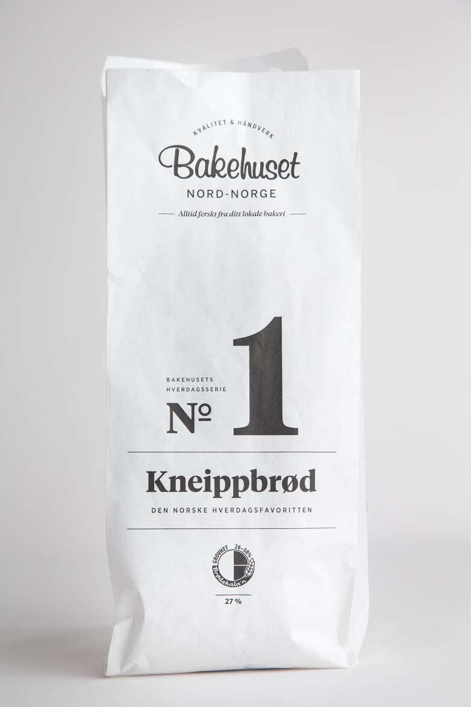 Ny design fra Bakehuset Nord-Norge